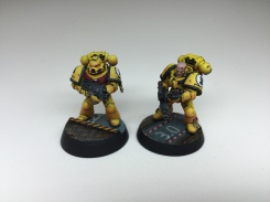 Squad 2 - Sgt and Bolter Dude